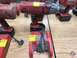 Milwaukee 18 volt 7/16 in Hex Drive Impact Wrench with Battery and Charger. Model 9099-20