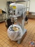 Hobart Commercial Mixer H-600T, Whisk Attachment, Bowl