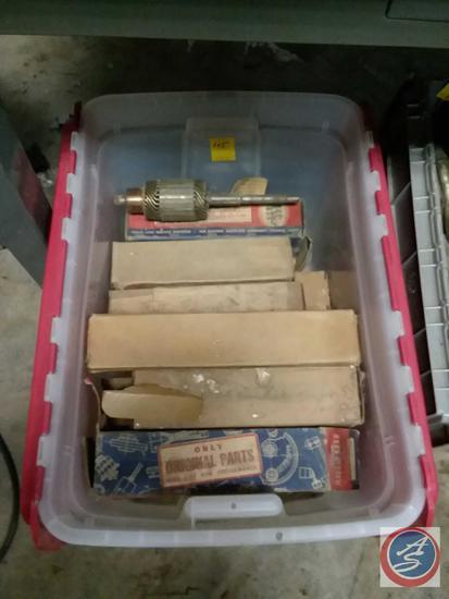 Early Mopar generator parts