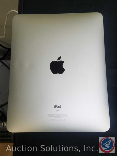 64 gb Apple iPad with Case and Charger Model #A1219
