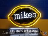Mike's Hard Lemonade Neon Sign