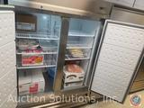 ProCor SS 2-Door Commercial Freezer??????? Model TCF2