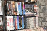 VHS Movies Including American Pie and American Pie 2, History Channel Series: Civil War Journal,