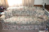 Upholstered Couch 82