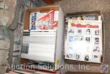 Rolling Stones 1998, 1996, 1999, 1993, 1997, Sports Illustrated, ESPN, Architectural Record