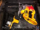 DeWalt Cordless VAR Speed Jig Saw in Case with Battery