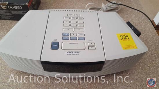 Bose Wave Radio/CD w/ Remote M    Auctions Online   Proxibid