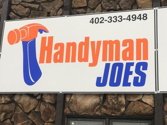 HANDYMAN JOE'S BANK ORDERED LIQUIDATION