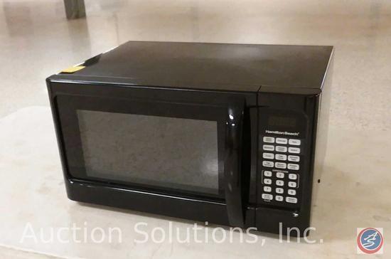 Hamilton Beach Model P100N30ALS3B 1000 Watt Microwave