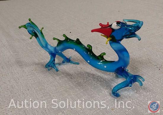 Glass Dragon 5 1/2''