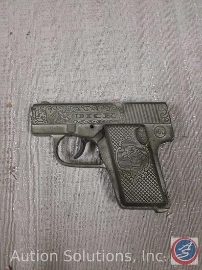 Dick Cap Gun 4''