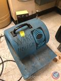 Turbo Dryer Model # TurboDryer Sirocco, Holmes Air Heater/Fan Model #HFH-503,