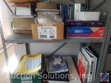 Manilla Envelopes, P-Touch Tape, Hanging Files, More