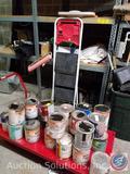 Drop Cloths, Paint Roller/Pole, Extra Poles, Plastic Drop Cloth, Stapleton 3 Ft Step Ladder,