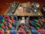 Circular Saw Sears Craftsman Capacitator Single Phase Motor Model No. 113.12201 with Table 45