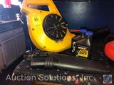 Powermount Blower Vac Model #PB350-01 with Attachment and 2-Cycle Engine Oil