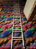 22 Foot Extension Ladder