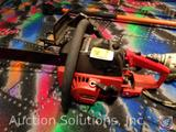 Rockwell Paint Stirrer-Tar On Stirring Blades, Craftsman Chainsaw Model No. 358.354831 {{NO CHAIN}}