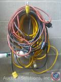 Assorted Heavy Duty Electrical Cords