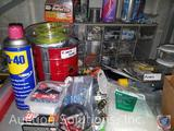Milwaukee Cobalt Drill Bits, WD 40, Drill Bits, Shaded Pole Motor, Assorted Hardware, More