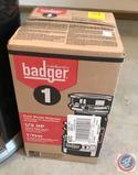 Badger NIB 1/3 Hp Garbage Disposal