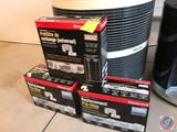 Honeywell Air Purifier w/ (3) Filters