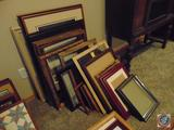 Assortment of Used Frames