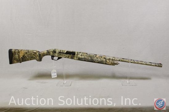 Franchi Model I-12 12 GA Shotgun 3 inch Semi-auto camouflaged shotgun. Imported By Benelli Ser #