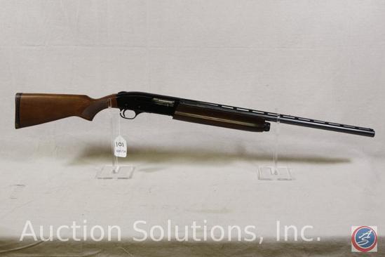 "Mossberg Model 5500 MK II 12 GA Shotgun Semi-auto Shotgun with 26"" vent rib barrel in soft case. Ser"