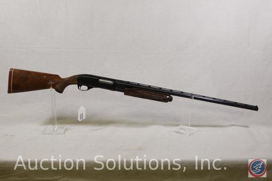 REMINGTON Model 870 Wingmaster 12 GA Shotgun Trap Grade Pump Shotgun in Original Box, Used One