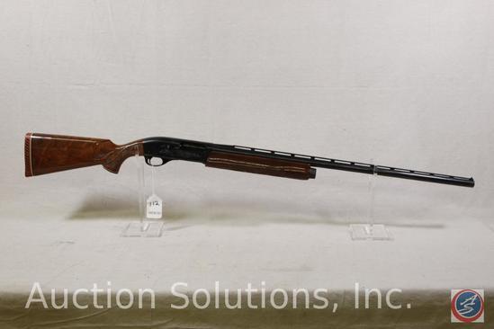 REMINGTON Model 1100 12 GA Shotgun Semi-Auto Trap Grade Shotgun in Original Box Ser # N569051V