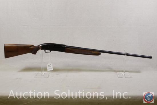 WINCHESTER Model 50 12 GA Shotgun NEVER BEEN FIRED Ser # 7555