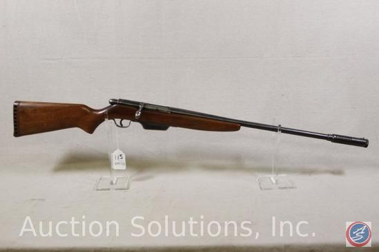 Kessler Arms Model 30G 16 GA Shotgun Vintage bolt action shotgun with poly choke Ser # NSN-53