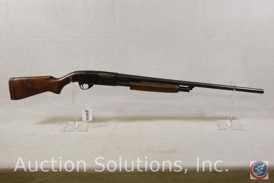Stevens Model 77B 12 GA Shotgun Pump Shotgun with 27 inch barrel Ser # NSN-78