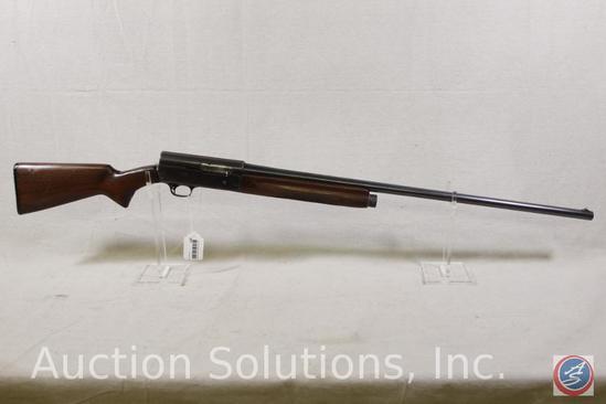REMINGTON Model 11 12 GA Shotgun Semi-Auto Shotgun with 32 inch barrel Ser # 195652