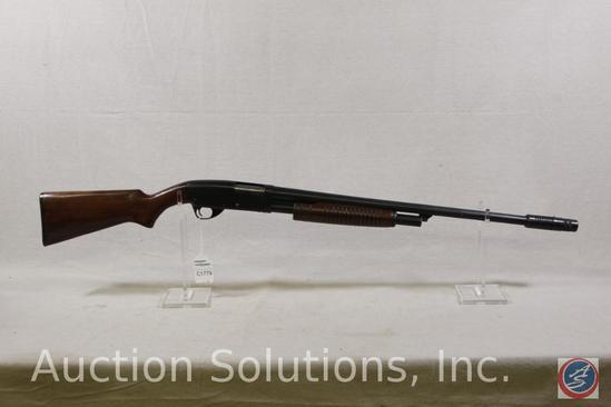 Stevens Model 77B 12 GA Shotgun Pump Shotgun with 27 inch barrel with compensator Ser # NSN-79