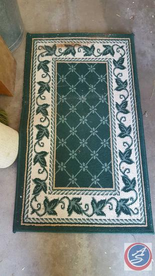 (4) Assorted Sizes of Rugs
