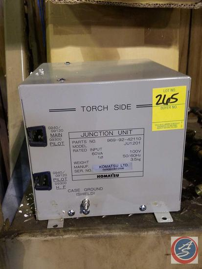Torch Side Junction Unit Model JU2101
