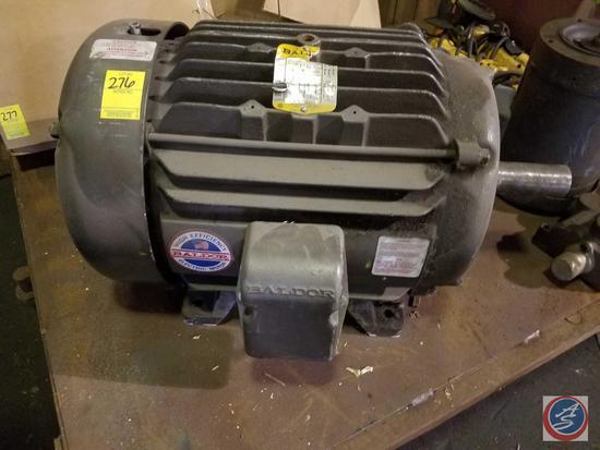 Baldor Electric Motor Ser. B91C