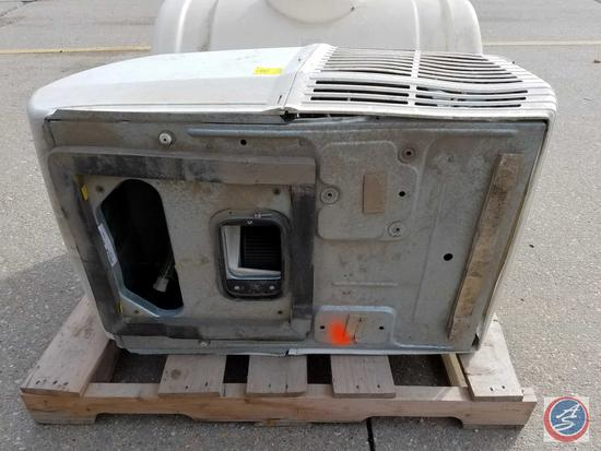 LowPro Rooftop A/C Unit Model 48203A876 Coleman-Mach 9000 BTU 115V upper unit only.