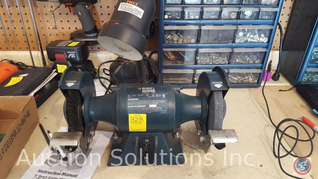 Ideas About Black And Decker Bench Grinder Manual