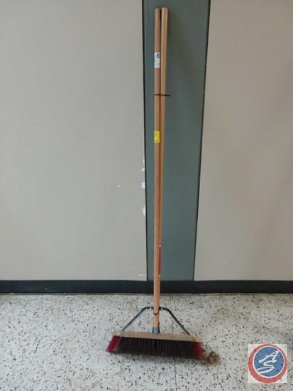 (2) Push Brooms
