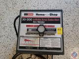 Craftsman Home n Shop 30-200 Infinite Amp Selection Arc Welder