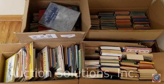 "Hartington, NE Year Book from 1951, 1957, Years Books Incl. "" Blaze and Thunderbolt, ""Faithful"