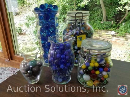 Glass Marble Collection