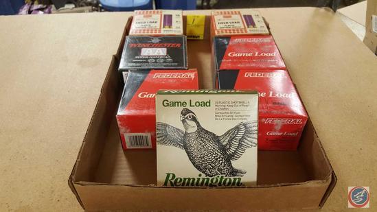 Remington Game Load 12 GA. Shotgun Shells (25 rounds), Federal Game Load Hard Shot 12 GA. Shotgun