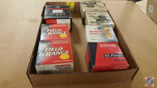 Federal Field and Range 20 GA. Shotgun Shells (25 rounds), Federal Hi-Power 20 GA. Shotgun Shells