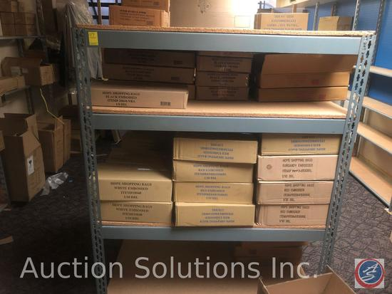 """Pallet Shelving 48"""" x 48"""" x 60"""" {{CONTENTS NOT INCLUDED}}"""