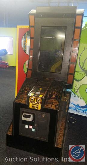 Coastal Amusements Temple Run Arcade Game with Intercard Reader {{SOME GAMES MAY STILL HAVE COIN OP