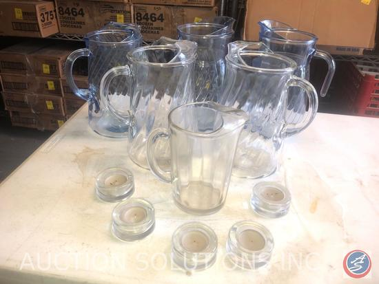 Glass Beer/Water Pitchers